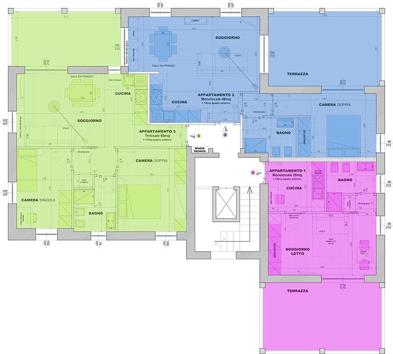 Frazionamento Di Un Immobile Come Dividere Una Casa In Due