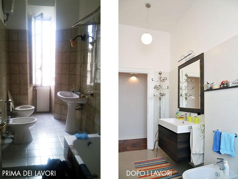 Ristrutturazione appartamento a roma 100 mq Esempi di ristrutturazione appartamento